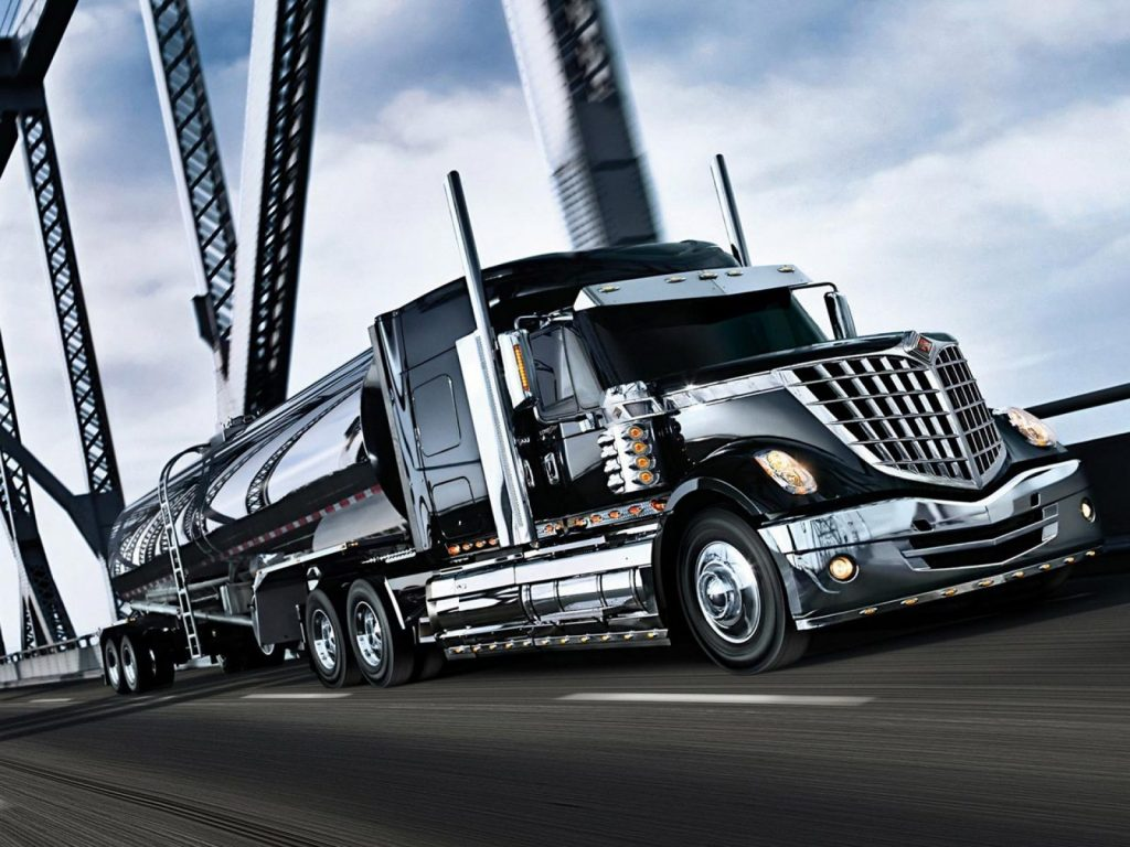 Fondos de camiones