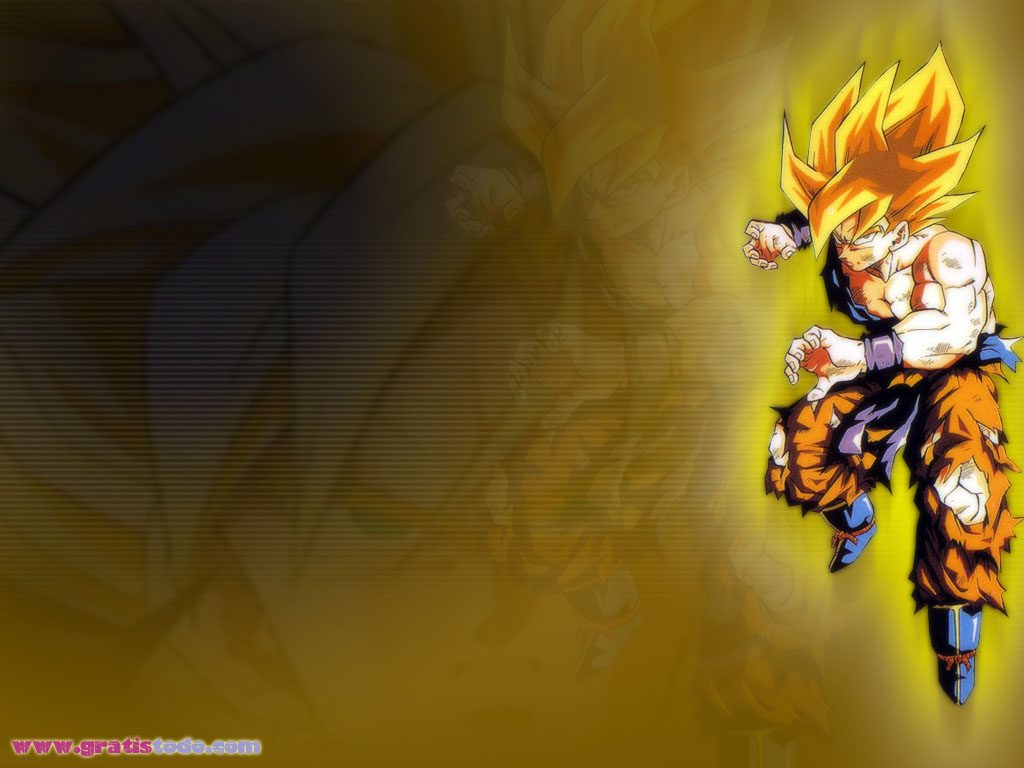 Fondos de dragon ball z