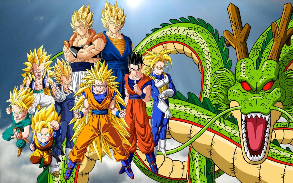 ondos de pantalla de dragon ball z para pc