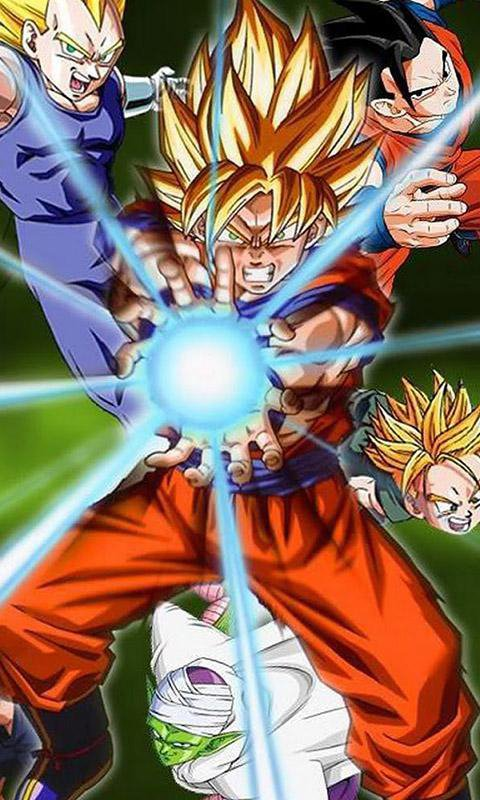wallpapers de dragon ball z para android