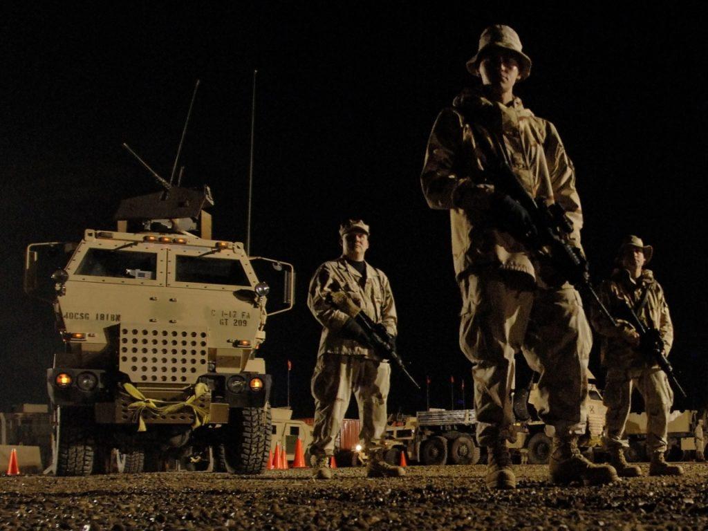 los mejores fondos de pantalla militares