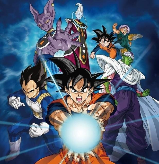 fondos de pantalla de dragon ball super con movimiento para pc