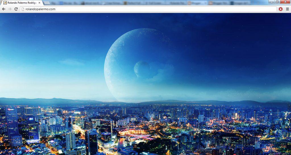 Cómo poner una imagen de fondo en HTML sin que se repita