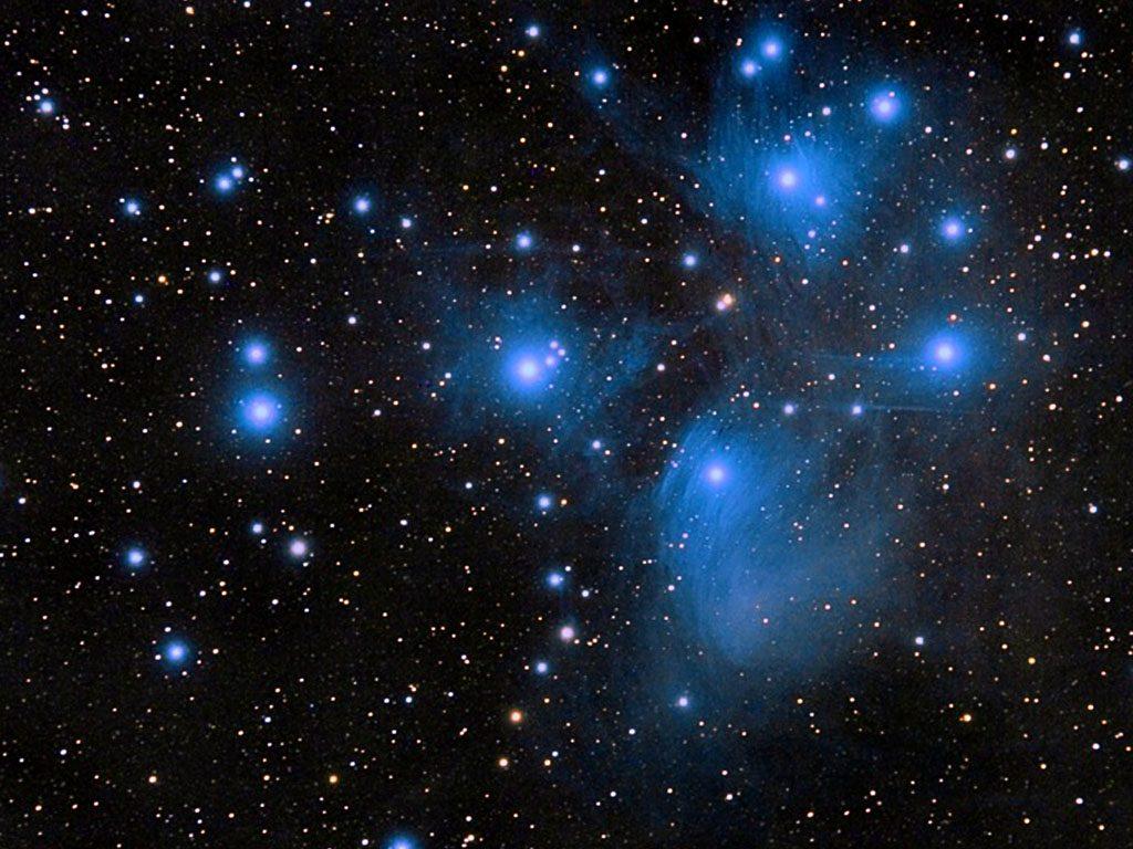 fondo de estrellas tipo star wars
