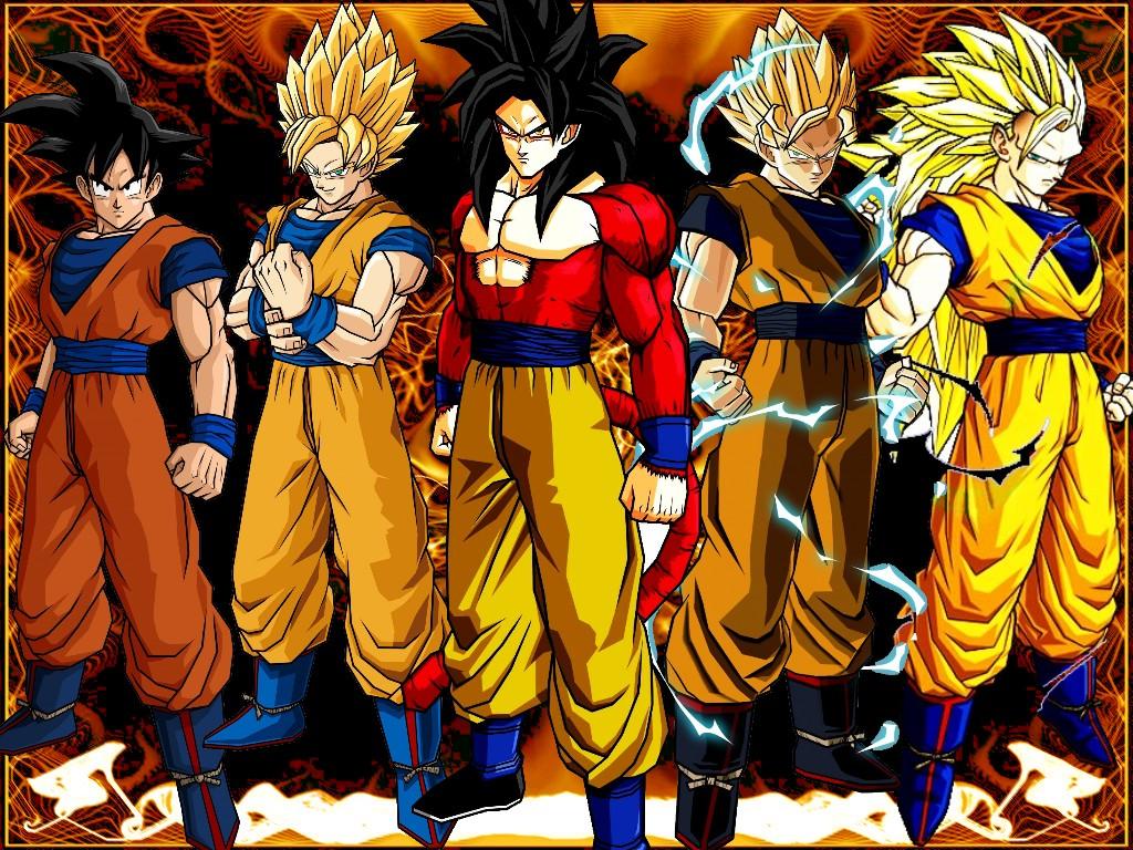 Fondos De Pantalla De Dragon Ball