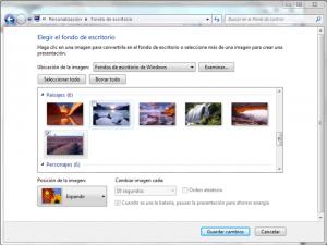 como cambiar fondo de pantalla windows xp