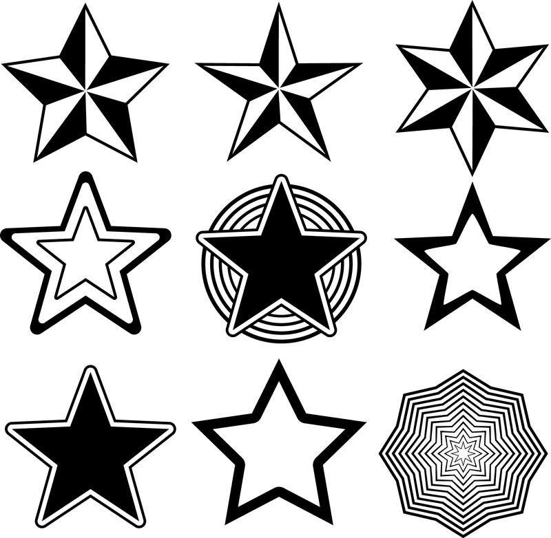 estrellas de mar vector png