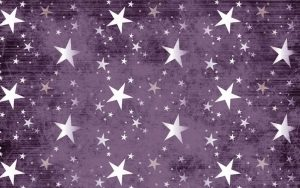 fondo de estrellas azules