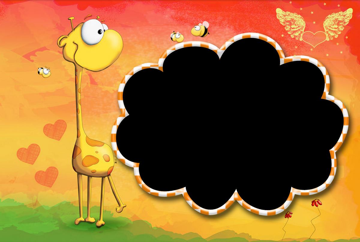 Fondos para ni os fondos de pantalla for Plafones de pared infantiles