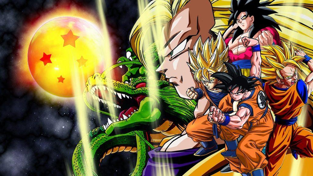 Fondos de pantalla de Dragon Ball Z para descargar gratis