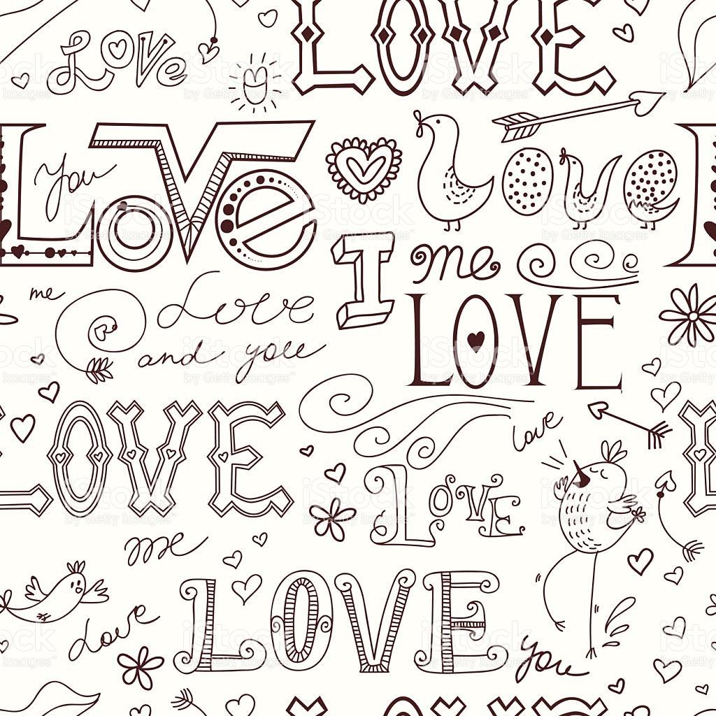 vector fondos de amor
