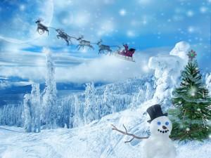 fondos de pantalla navidad descargar gratis