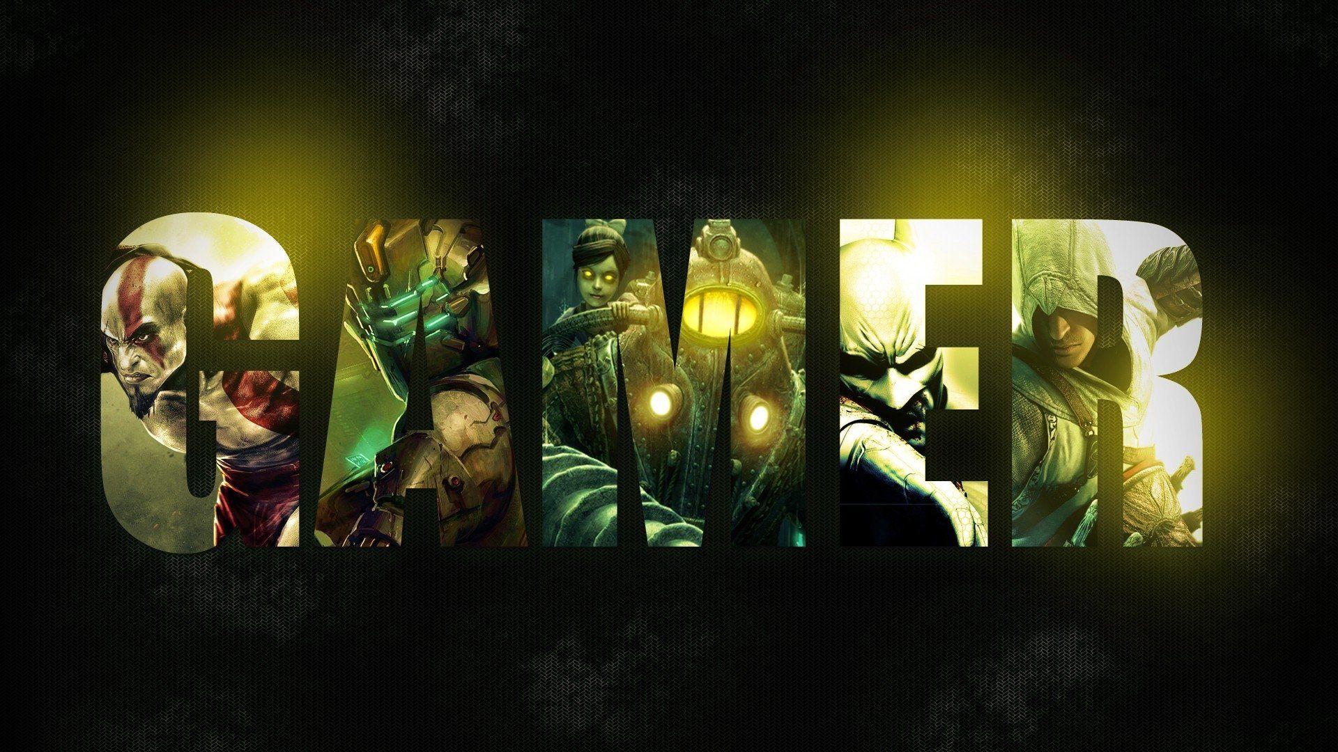 Gamer fondo de pantalla