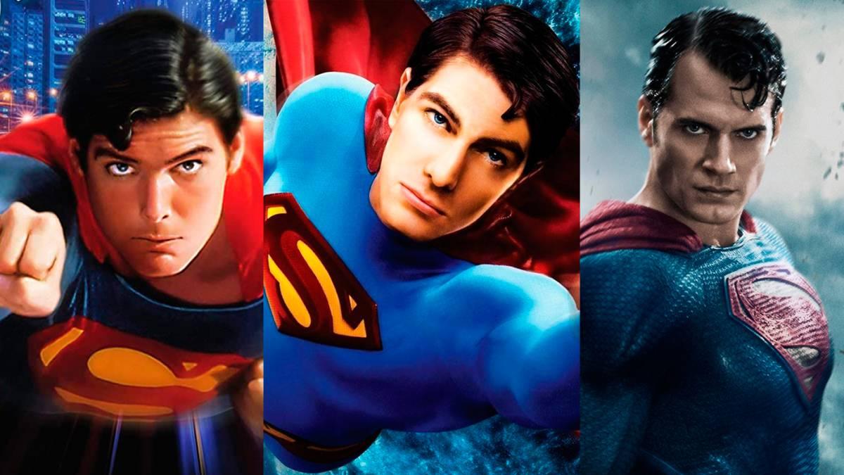 Tres Superman
