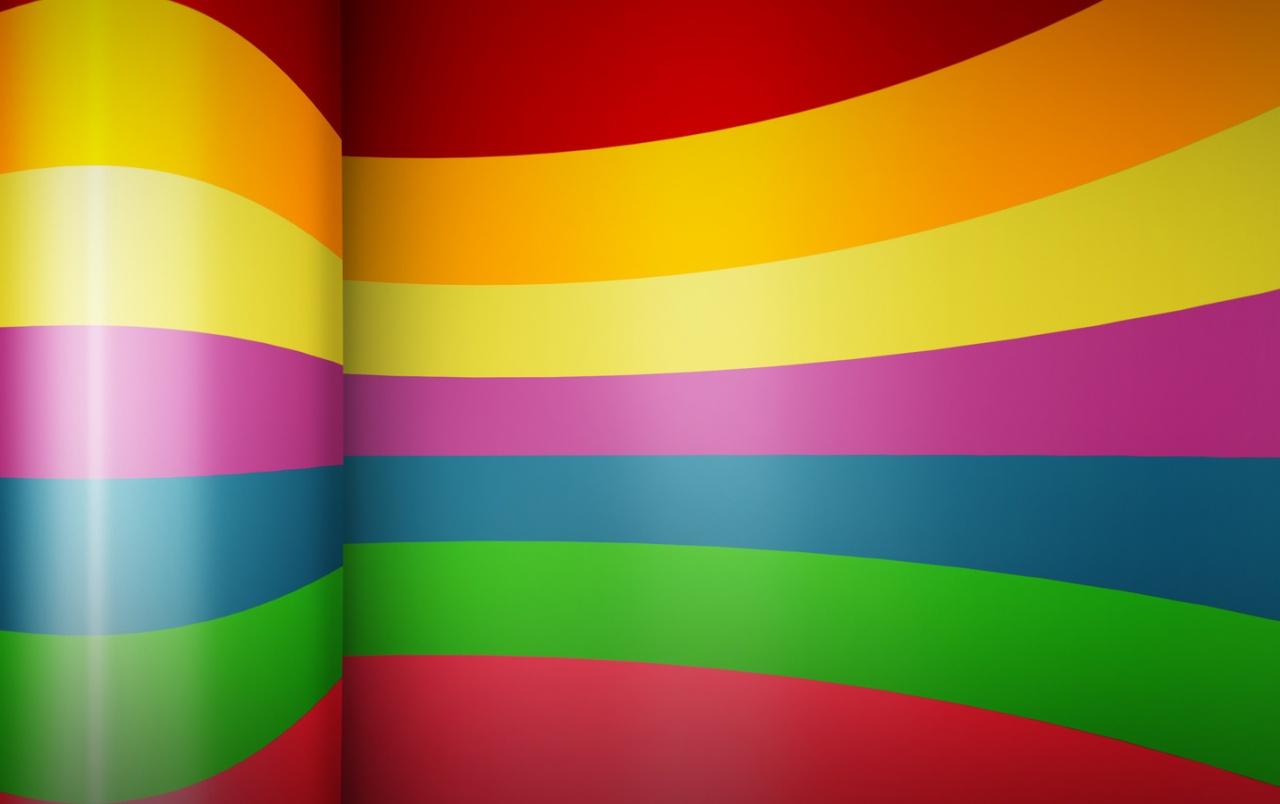Wallpaper colores fuertes