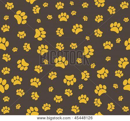 Fondos de huellas fondos de pantalla for Fondos de pantalla de perritos