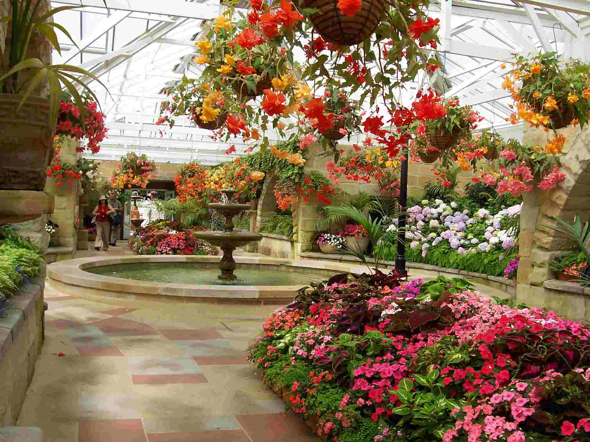 100 mejores fondos de jardines fondos de pantalla - Ver jardines de casas ...