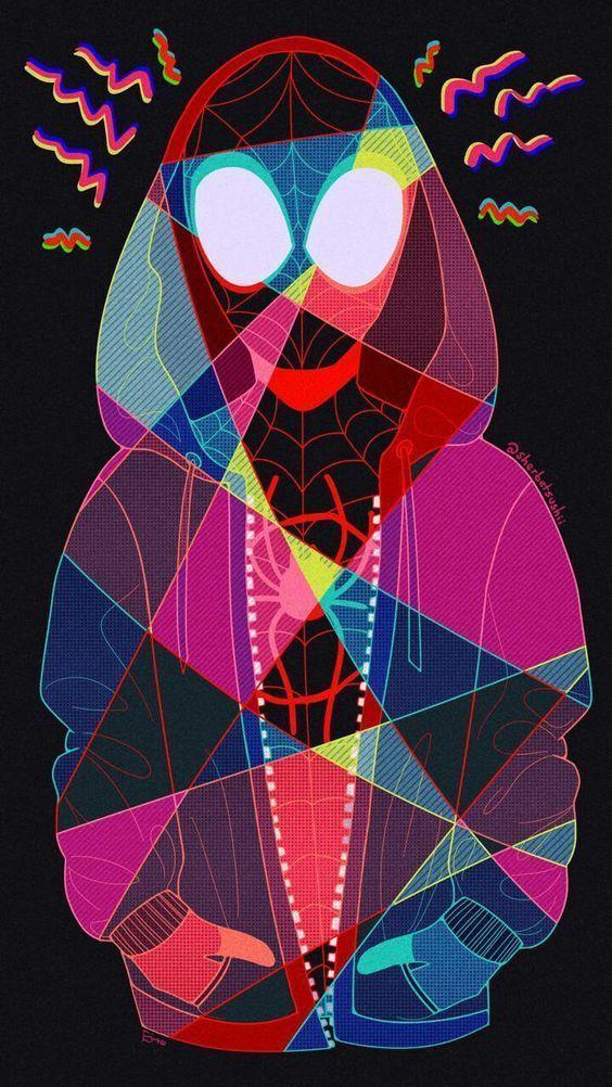 Fondo de Hombre araña Hd para Celular