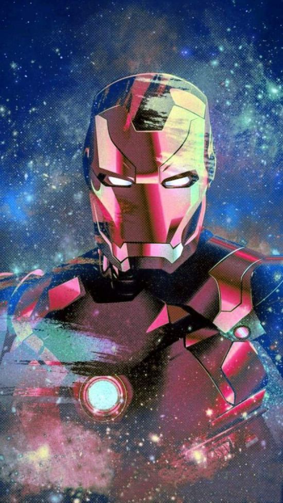 Wallpaper para celular de Iron Man HD
