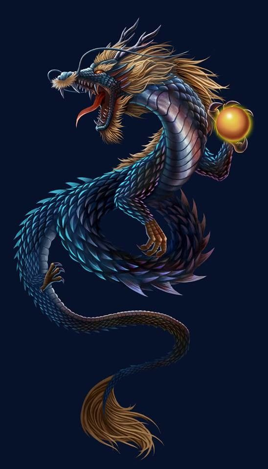 Fondo de pantalla Dragon