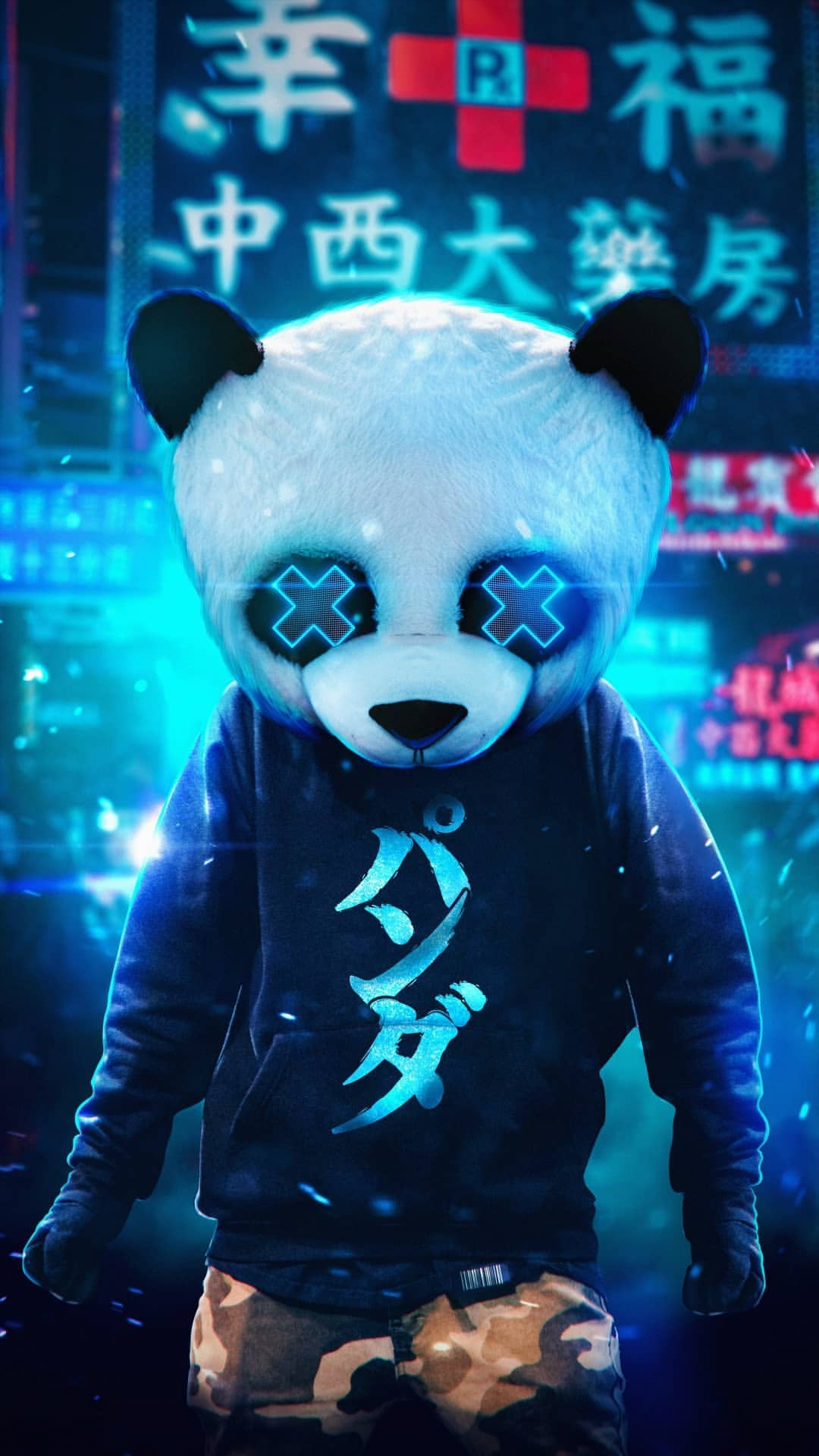 Wallpaper panda lets play