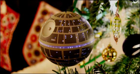 bolas de navidad star wars