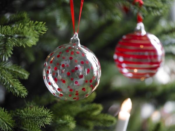 Fondos bolas navidad fondos de pantalla - Bolas navidad transparentes ...