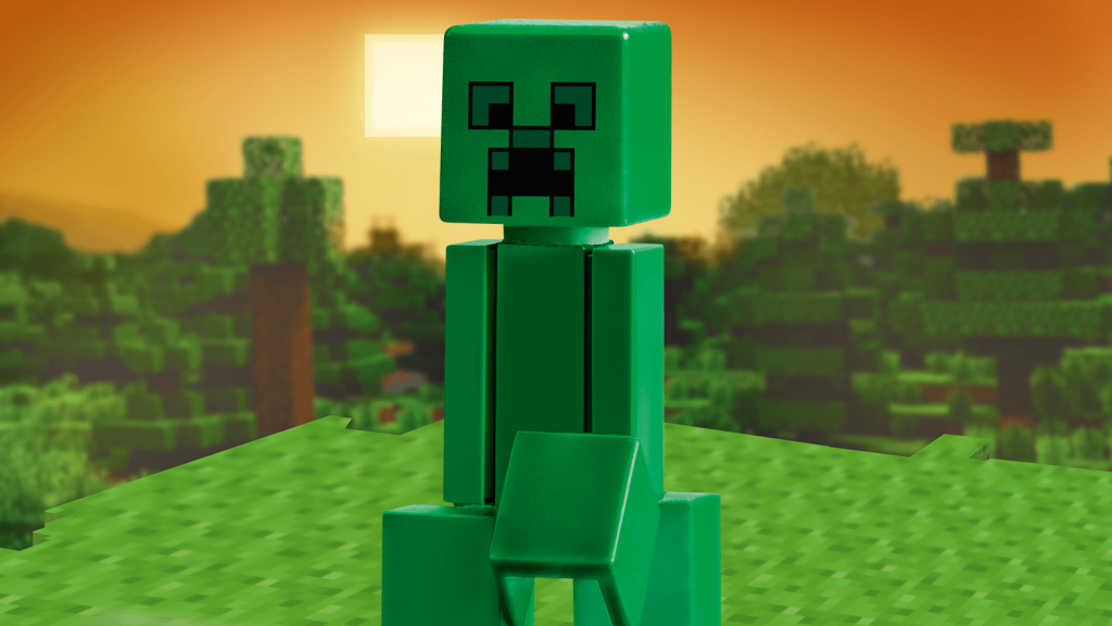 imagenes de minecraft creeper