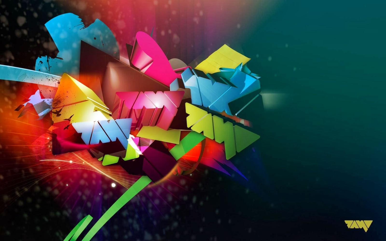 Colores en 3D