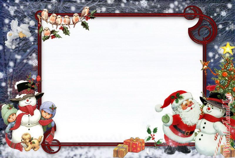 descargar programa de marcos navideños para fotos gratis