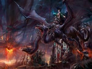 fondos de dragones para celular