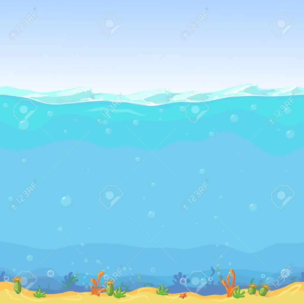 caida de agua fondo animado
