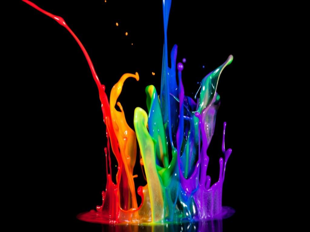 Fondos 3d de colores