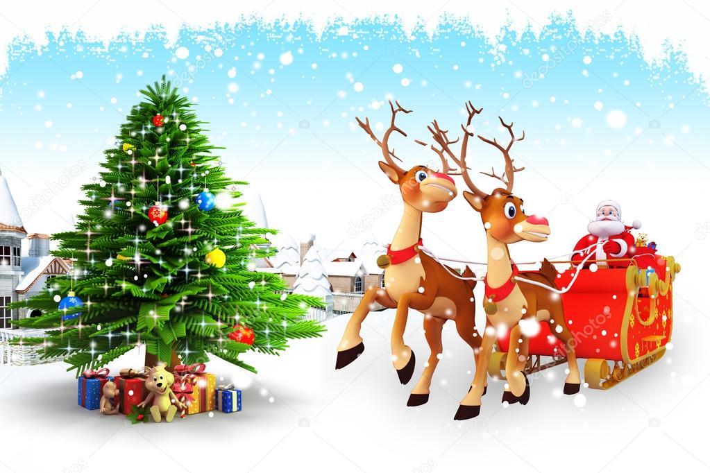 fondos animados de navidad para descargar