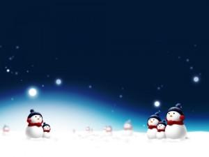 Fondos copados navidad