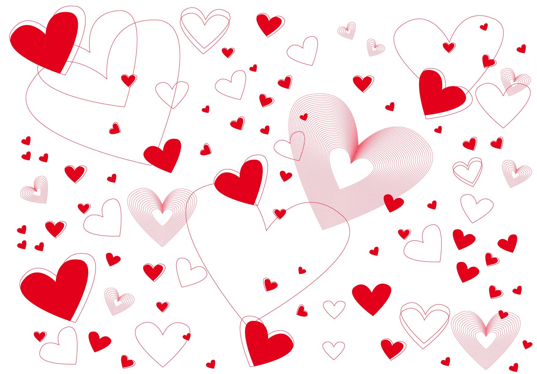fondos de corazones fondos de pantalla