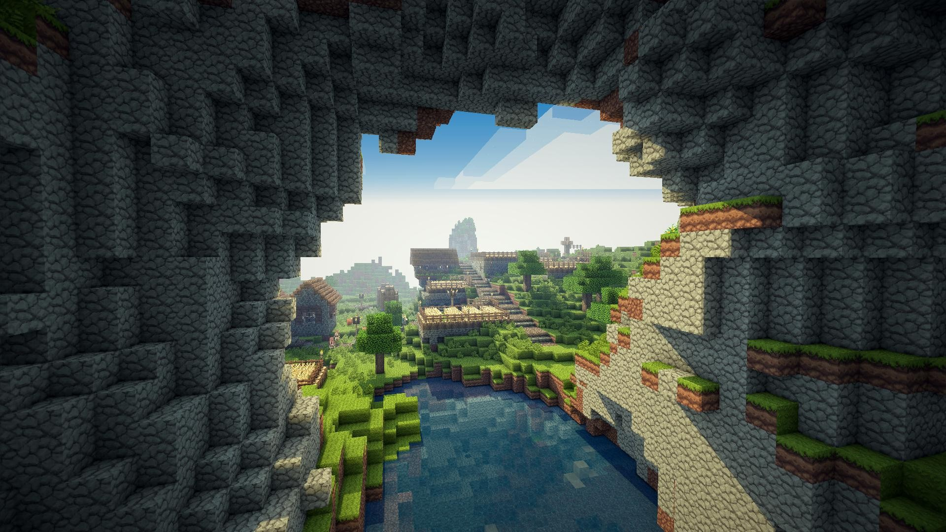Photo Collection Fonds D Amp 233Cran Minecraft