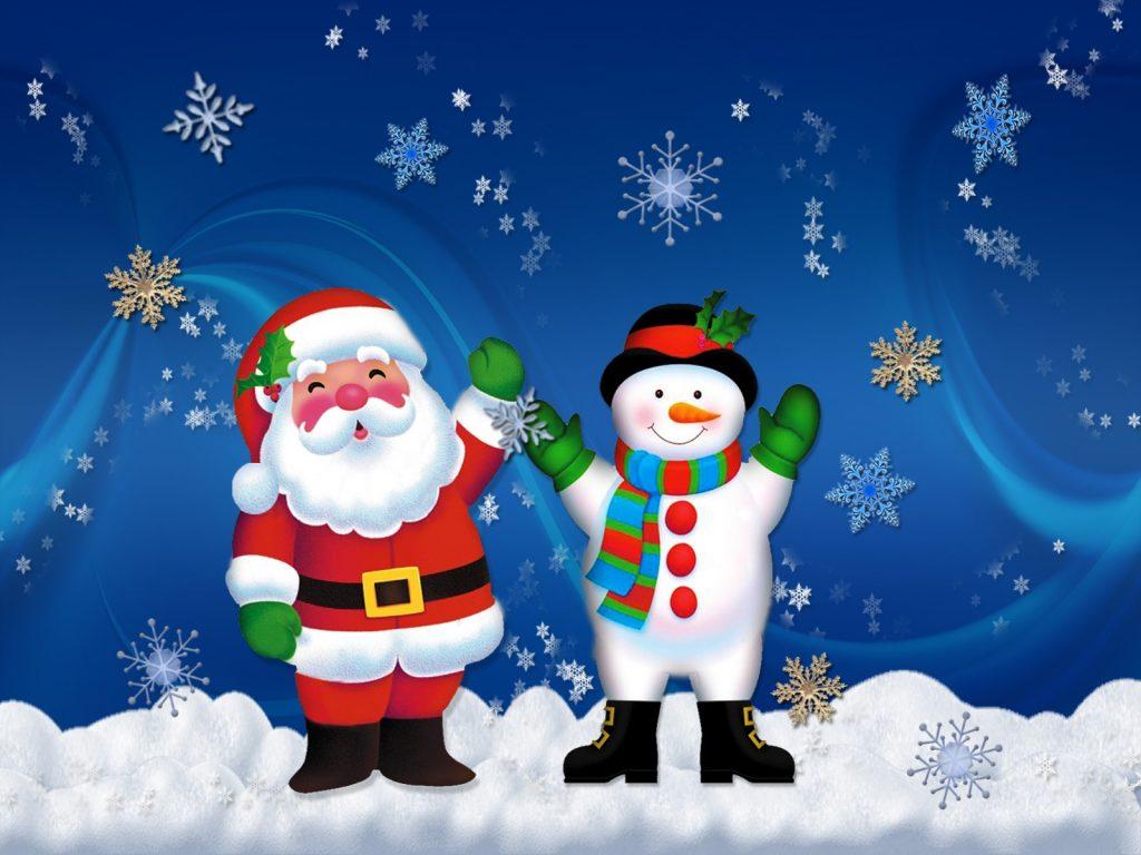 fondos de pantalla de navidad animados para windows 7