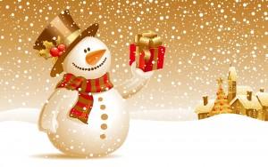 Fondos navideños bonitos