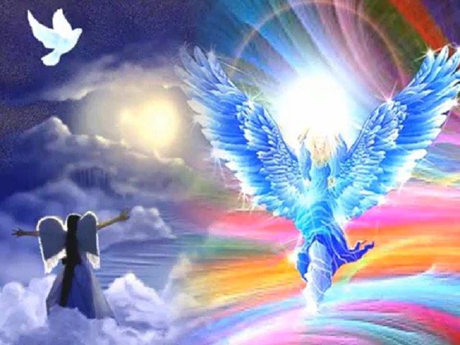 imagenes de angeles y arcangeles para descargar
