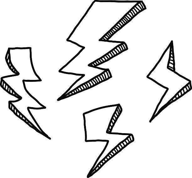 imagenes de rayos en dibujos