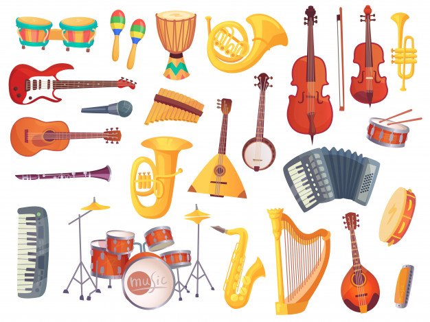 instrumentos a color