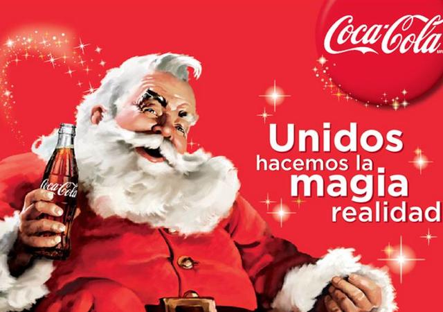 La Navidad Coca Cola