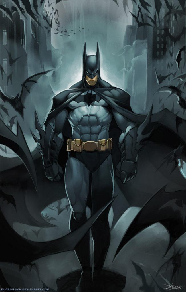 las mejores imagenes del escudo de batman
