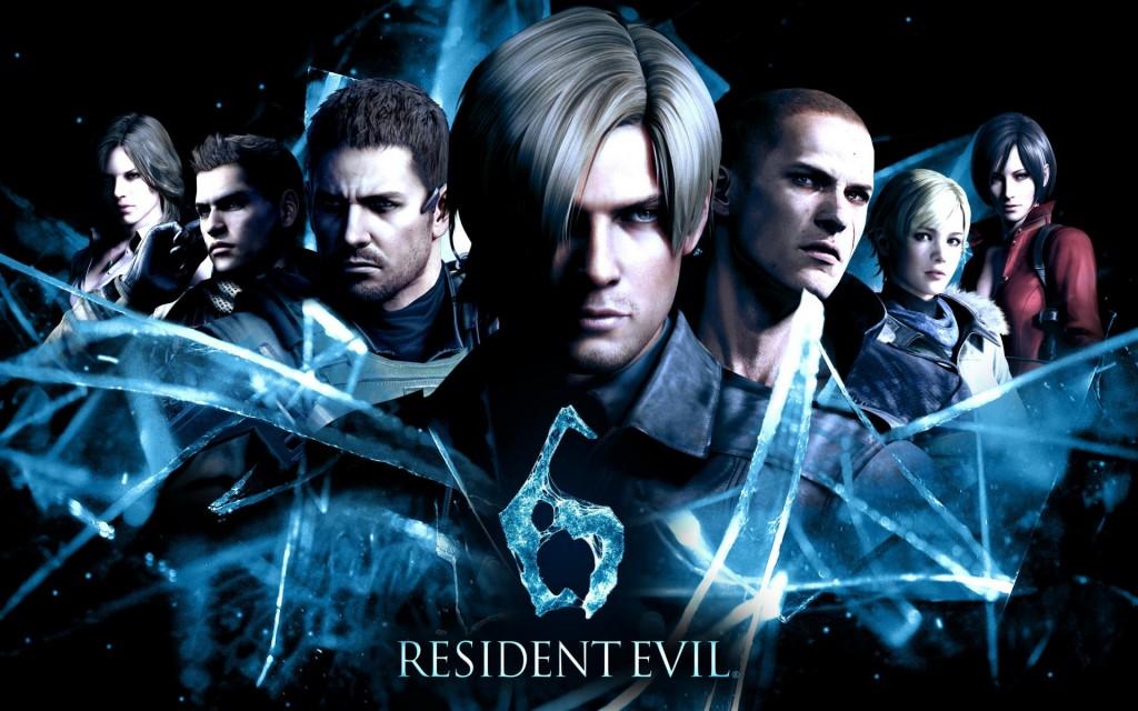 Resident evil 6fondos depantalla