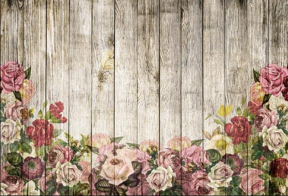 fondo de madera vintage png