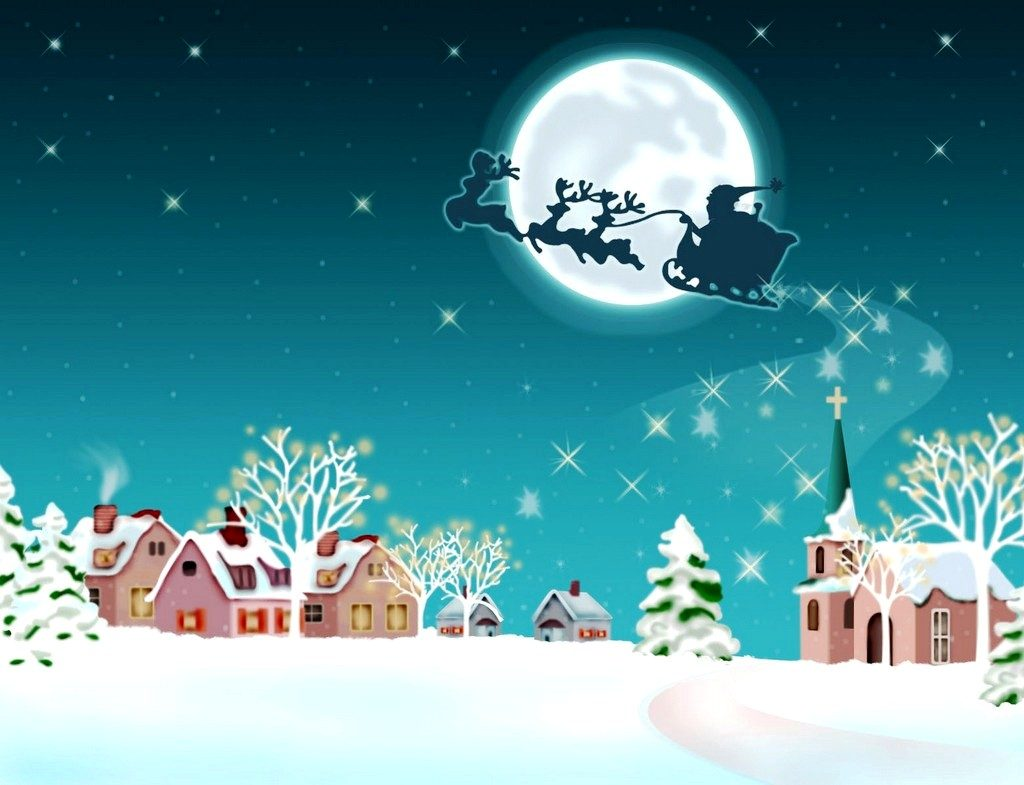 wallpaper christmas gratis