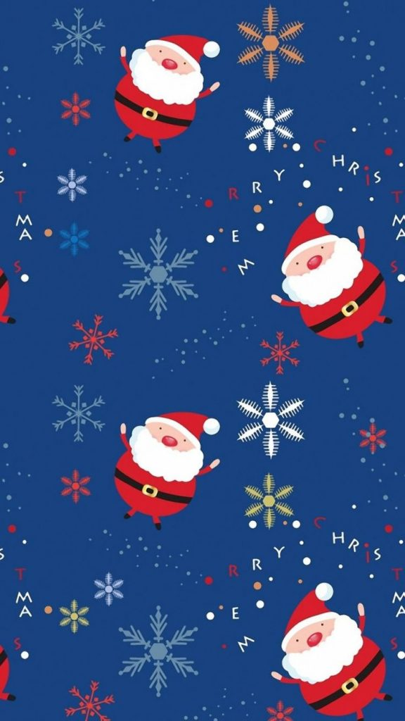 wallpaper christmas cartoon