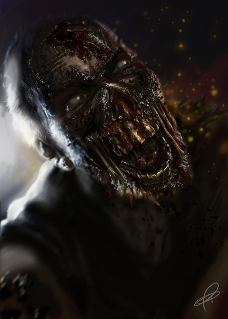 Imagen de Zombie Mounstro