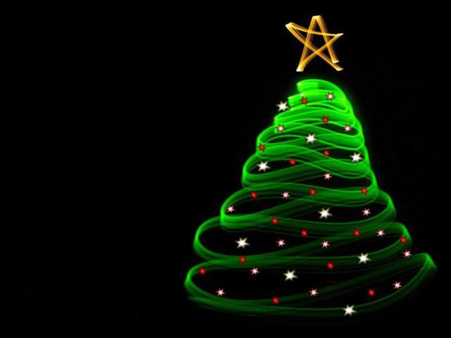 Fondos Navidad Animados: Fondos Arbolitos Navidad